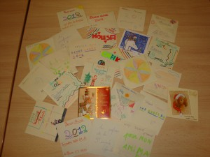 cartes de voeux février 2012