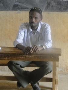 Mr fofana, enseignant a Kalague