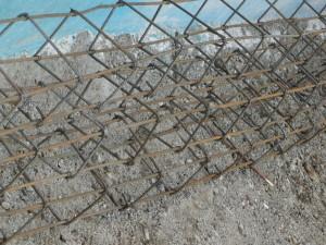Fer à béton pour la Construction de la nouvelle classe de Kalagué (2)