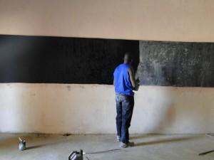 Le grand tableau de la nouvelle classe de Kalague se noircit (2)
