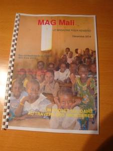 Mag Mali, le magazine pour Kéniéro