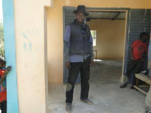 L'entrepreneur des travaux de construction, Ibrahima Keita