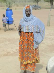 Présidente des femmes de Dogoro