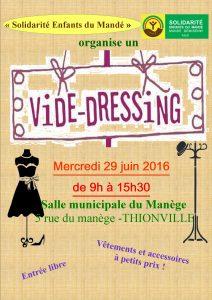 Affiche vide dressing 2