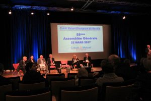 Assemblée Générale du Crédit Mutuel des Enseignants de Moselle